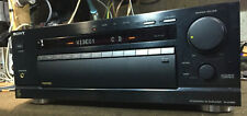 Sony integrated amplifier TA-AV650 with 90 day return, tested working Great