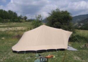 De Waard Grutto (Godwit) Dutch Canvas Pyramid Tent. A rare model!