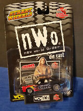 1999 RACING CHAMPIONS NWO WCW THE GIANT WRESTLING LIMITED EDITION DIECAST MOC