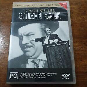 Citizen Kane DVD R4 BRAND NEW SEALED! FREE POST