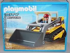 Playmobil 5471 City Ketten Kompaktlader NEU/OVP