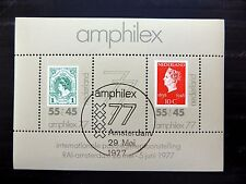 NETHERLANDS 1977 Wholesale Amphilex with Special PMK FP9068