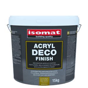 ISOMAT ACRYL DECO FINISH