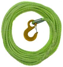GOODWINCH BUDGET BOWROPE like PLASMA MARLOW SYNTHETIC ROPE 11mm x 100 ft