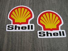 Aufkleber Sticker Shell ÖL OIL Racing Tuning Biker Autosport Motorsport GT Race