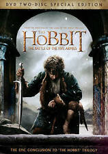 The Hobbit The Battle of the Five Armies Special Edition BRAND NEW 2-DISC US DVD