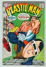 Plastic Man #5 July 1967 VG+
