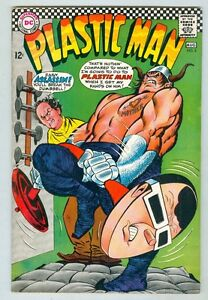 Plastic Man #5 July 1967 VG+