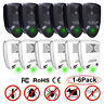 Electronic Ultrasonic Mice Bug Pest Repeller Killer Mosquito Rat Rodent Control