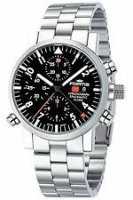 Fortis Men's 627.22.31 M Spacematic Chronograph Alarm Automatic Steel Watch