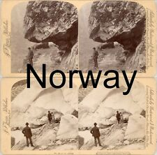 18 Stereoviews Norway Norwegen and more  Lot 3