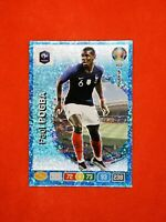 Carte card Panini ADRENALYN XL UEFA Euro 2020 n°410 PAUL POGBA FRANCE