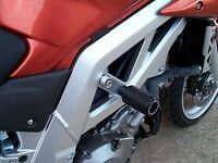 R&G Classic Style Crash Protectors for Suzuki SV1000 Unfaired 2004