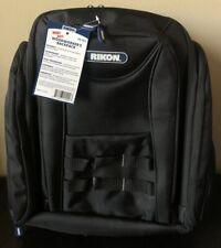 NEW Rikon 99-462 Heavy Duty Woodworker's Backpack NWT 33lb Capacity 24 Pockets