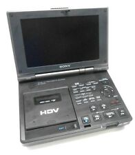 SONY GV-HD700 HDV MINIDV VIDEO WALKMAN WORKS GREAT FOR TRANSFER VIDEO TO DVD BIN