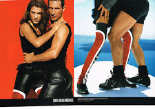 PUBLICITE ADVERTISING  2002   DIRK BIKKEMBERGS  ( 2 pages)