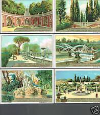 Liebig-Serie Nr.1027 Italienische Gärten