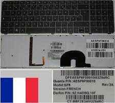 Azerty Keyboard Fr HP ENVY 17 SP8 AESP8F00010 9Z.N4DBQ.10F 610914-051 Backlit