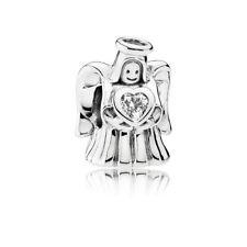 Pandora Loving Angel Sterling Silver Charm 792010CZ - S925 ALE