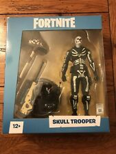 "McFarlane Toys Epic Games FORTNITE SKULL TROOPER 7"" Action Figure Set IN STOCK"