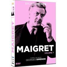 Maigret - Volume 7 : Bruno Cremer (DVD)