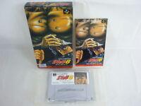 HOKUTO NO KEN 6 Fist of North Star Super Famicom Nintendo Japan Boxed sf