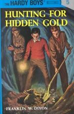 Very Good 044808905X Hardcover Hunting for Hidden Gold (Hardy Boys Mysteries) Di