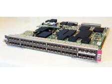 Used Cisco WS-X6748-SFP Catalyst 6500 Series Gigabit Ethernet Interface Module