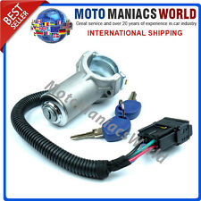IVECO DAILY 2006 - 2012 Ignition Starter Switch Lock Barrel & Keys Brand New !!!