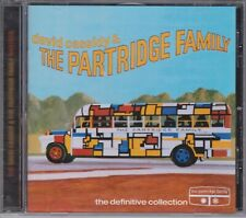 DAVID CASSIDY & PARTRIDGE FAMILY Definitive collection 2000 Arista Masters CD