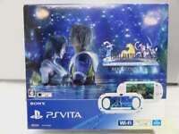 New PlayStation Vita FINAL FANTASY X/X2 HD Remaster RESOLUTION BOX JAPAN RARE