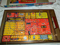 Radio Shack Tandy Science Fair 150 In 1 Kids Electronic Project Kit Vintage 1976