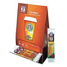 Starbucks Via Ready Brew Colombia Coffee Instant - 50 / Box (sbk-11008131)