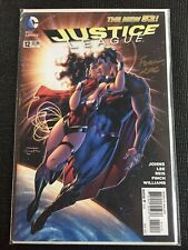 Justice League #12 Signed DC Comics Combine Shipping