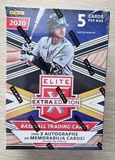 2020 Panini Elite Extra Edition Baseball Blaster Box AUTO?