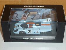 Porsche 917 K  #21 GULF Le Mans 1970  Dealer SPARK 1:43  Porsche - OVP