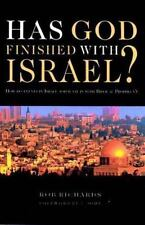 Has God Finished with Israel?-ExLibrary