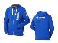 Genuine Yamaha 18 Paddock Blue Men's 'Natori' Hoodie ATV QUAD MOTORCROSS