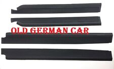 For Mercedes Benz W108 W109 280sel 300Sel Rocker Panel Sill Plate Rubber Setof4