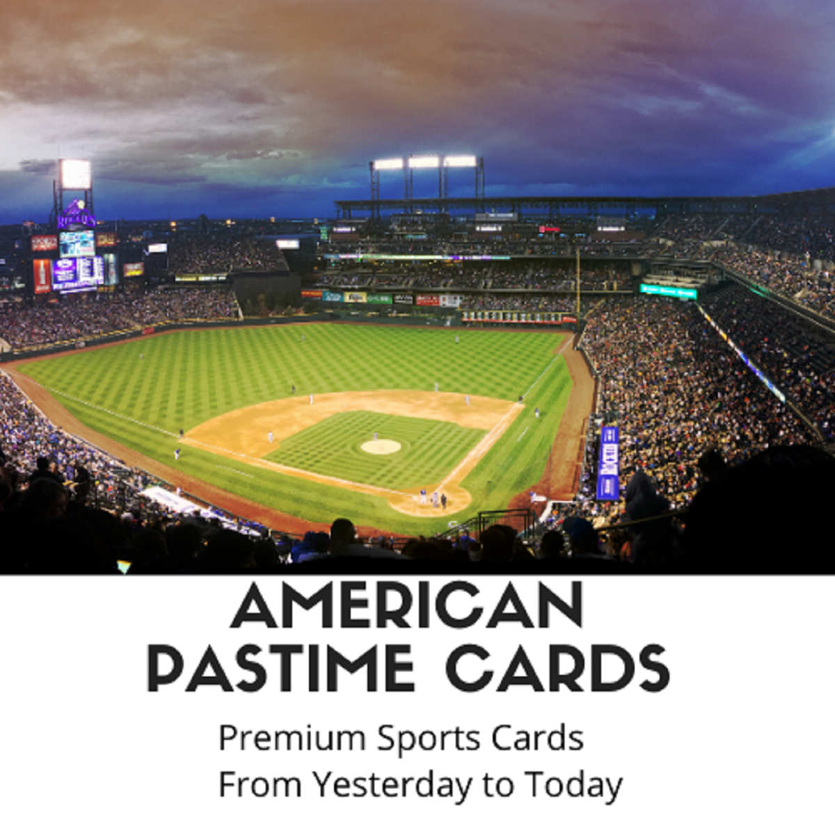 American Pastime Cards