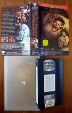 IN THE MOUTH OF MADNESS Roadshow Horror VHS Video Tape Sam Neill, Julie Carmen