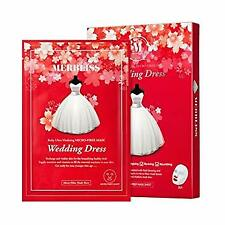Merbliss Wedding Dress Ruby Ultra Vitalizing Microfiber Mask 5ea