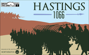 Worthington Games Hastings 1066 New In Shrink Wrap  Fast Shipping