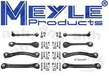 Meyle Rear Suspension Control Arm Kit Mercedes R170 W124 W201 W202 E55