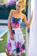Beautiful Floral Angel Laugh Skirt WORN ONCE, SOLD OUT Size XS