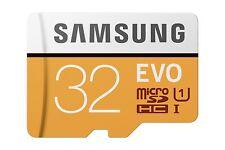 Samsung EVO 32GB Micro SD SDHC Class 10 Memory Card for HTC U11 Life