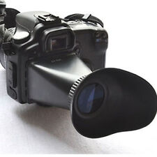 V2 2.8X Magnifier Camera LCD Viewfinder Hood For Canon 550D 5DIII Fairish