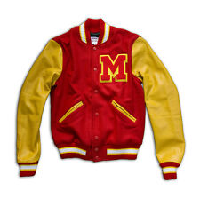 RARE AMERICAN COLLEGE limited edition MJ THRILLER Varsity Jacket (petite) Bnwt