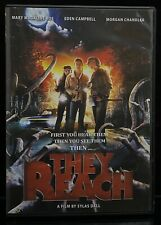 New listing They Reach Dvd Possessed Tape Player 2020 Sylas Dall Horror Near Mint Rocket Rat