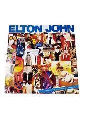 Elton John I Dont Wanna Go On Like That 45 Picture Sleeve 1988 VG Single Vintage